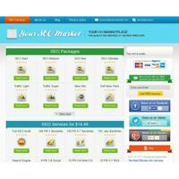 SEO Reseller Website Out-Source the work, and make a profit!!