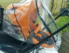 ABC Design Zoom Regendach für Kinderwagen (Sportsitze+Wannenaufsatz) Regenschutz