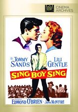Sing Boy Sing (1958 Tommy Sands) - Region Free DVD - Sealed