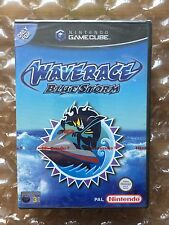 BRAND NEW FACTORY SEALED WAVE RACE BLUE STORM FOR NINTENDO GAMECUBE WAVERACE