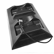 Ventilateur Externe pour Console de Jeux Xbox One + Charge Manette + HUB USB
