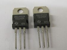 5 unidades-tic246m-TRIAC to220 16a 600v-texas instruments - 5pcs