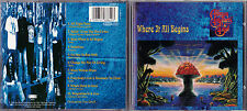 CD 10 TITRES THE ALLMAN BROTHERS BAND WHERE IT ALL BEGINS 1994
