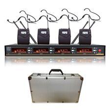 Professional Microphone Wireless Karaoke system Lavalier microphone Diversity