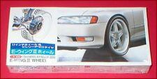 Fujimi Wheel & Tire Set 17 Inch Pirelli P-Zero E-Wing III 1/24 Scale Model Kit