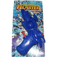 1x Para Niños Pequeño Mini Plástico PISTOLA DE AGUA PISTOLA - 13cm(L) - Azul