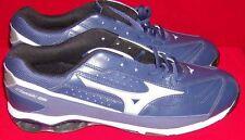 Mizuno Baseball Softball Cleats 9 Spike Classic G6 Blue Size 16 NWOT