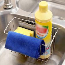 Portable Kitchen Hanging Drain Basket Storage Gadget Bath Tools Sink Holder Bag