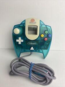 Sega Dreamcast Controller Clear Blue Millenium 2000 Authentic Japan