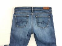 AG Adriano Goldschmied The Ballad Slim Boot Womens Denim Jeans Pants sz 27R