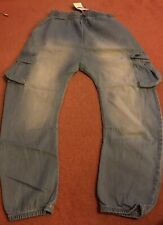 Girls Elastic Waist Jeans New With Tags Next Age 10