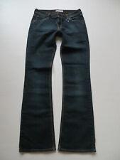 Levi's 572 Bootcut Jeans Hose, W 31 /L 34, TOP ! dark indigo Denim, RAR ! Gr. 38