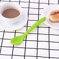 New Silicone Kitchen Spoon Mat Heat Resistant Placemat Spoon Kids Soup Tableware