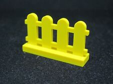 LEGO 33303 @@ Fence 1 x 4 x 2 Paled (Picket) @@ 4118 4165 4167 4176 4177