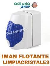 IMAN FLOTANTE DE ACUARIO 70x37x70 para limpieza de CRISTALES y ALGAS LIMPIADOR