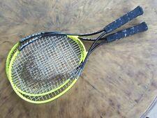 2 Used Head Nano Titanium Phantom Tennis Rackets Free Expedited Shipping