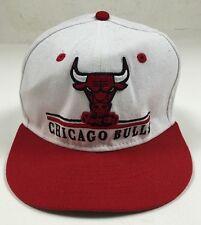 Chicago BULLS CAP/New Era/Taglia Unica Si adatta la maggior parte/Snap indietro/Basket