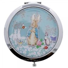 Peter Rabbit Compact Mirror / Make Up Travel Pocket Mirror