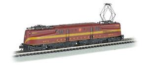 Bachmann 65352 HO Scale GG-1 Tuscan Red 5 Stripe DCC Sound PRR #4913