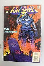 RARE Punisher 101 Near Mint NM Bullseye Low Print Run HTF OOP Microchip HTF