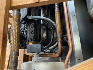 Bohn 3hp Semi-Hermetic Water-Cooled Indoor Extra Low Temp Condensing Unit