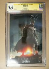 Batman #32 Convention Exclusive CGC SS 9.6 Graded - Signed by Tom King