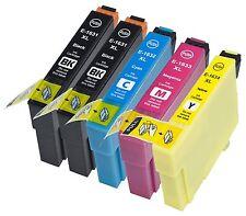 5 InkS 16 XL  WF-2510WF WF-2530WF printer T1631 T1632 T1633 T1634 T1636