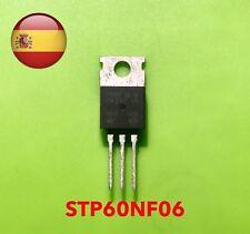 STP60NF06 MOSFET TO-220 60V 60A envío rápido desde España