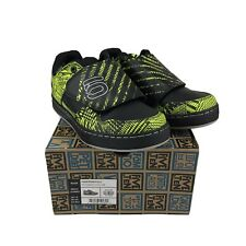 Five Ten Freerider ELC Psychedelic Yellow Mountain Bike Shoes 5259 Mens Sz 7