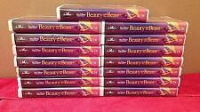 10 Beauty and the Beast (VHS, 1992) ~ Walt Disney's Black Diamond Classic Series