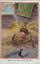 Gilson Printed Collectable Comic & Seaside Humour Postcards