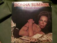 DONNA SUMMER I REMEMBER YESTERDAY 1977 RECORD CASABLANCA RECORDS NBLP7056
