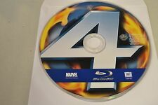 Fantastic Four (Blu-ray Disc, 2005)Disc Only Free Shipping