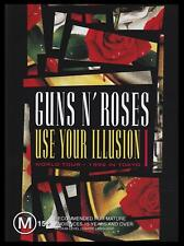GUNS N' ROSES Use Your Illusion I World Tour 1992 In Tokyo DVD NEW PAL Region 0