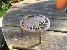 More details for bonzo 1930s cast iron trivet