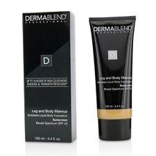 Dermablend Leg and Body Make Up Buildable Liquid - #Medium Natural 40N 100ml
