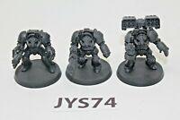 Warhammer Space Marine Terminators - JYS74