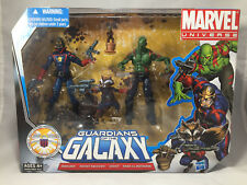 Marvel Universe Guardians of the Galaxy Action Figure 4-pack NEW MIB Legends