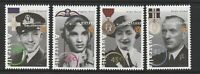 Australia 1995 : Australia Remembers 11 Set of 4 Decimal Stamps, MNH