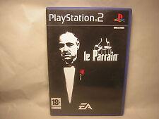 playstation 2 Le Parrain  PS2