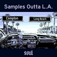 Samples Outta L.A. - Soul [CD]