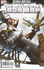 Invincible Iron Man #18 (November 2009) Dark Reign Marvel Comics High Grade