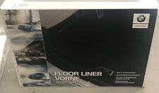 BMW G20 3 Series Black All Weather Floor Liners front set only 51472462750