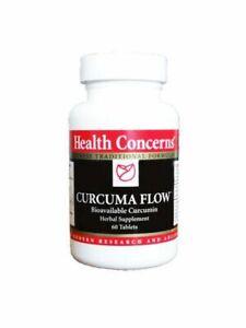 Health Concerns - Curcuma Flow - 60 ct