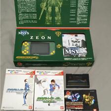 MIB Bandai wonder swan Green GUNDAM MSVS zeon color Limited