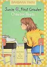Junie B. First Grader Cheater Pants, New Books