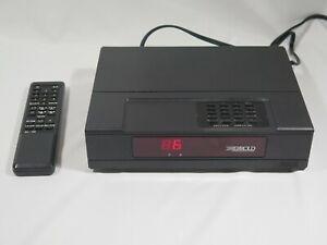 General Instrument Jerrold Impulse CATV Converter Cable Box DPV7222/V5 w/ Remote