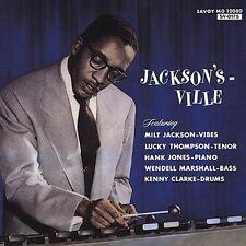 Jackson's Ville by Jackson, Milt