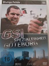 GSI Spezialeinheit Göteborg - Blutige Fehde - Schutzgeld, Milieu, brutaler Krieg