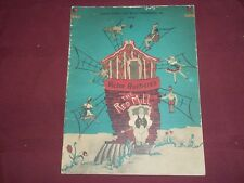 1947 VICTOR HERBERT'S THE RED MILL THEATER PROGRAM - STONE & STROMBERG - II 2134